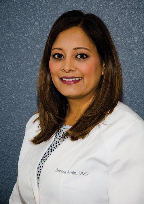 Seema Amin DMD - Dentist in Tarpon Springs, FL - Tarpon Dental