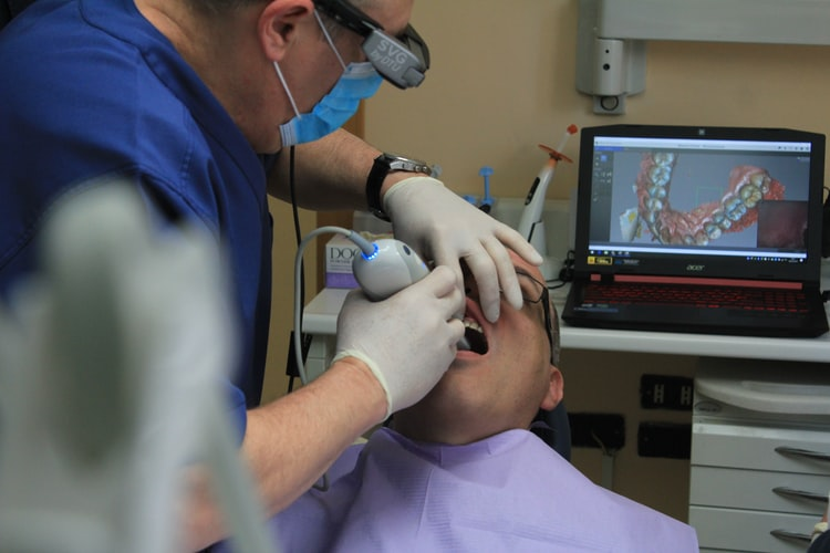 preventive dentistry and dental cleanings